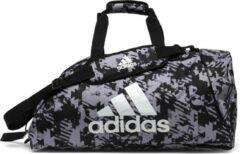 Adidas SporttasKinderen en volwassenen - zwart/grijs/zilver