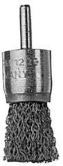 Bosch Pinselbürste, Stahl, gewellter Draht, 0,3 mm, 25 m