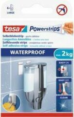Tesa Powerstrips zelfklevende strip waterproof 1kg - 8 stuks