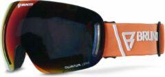 Zwarte Brunotti Speed 1 Skibril - 2019 - Oranje   Categorie 3