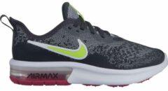 Grijze Nike Air max sequent 4 kids
