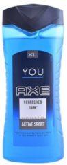 AXE You Refreshed douchegel Mannen Lichaam 400 ml