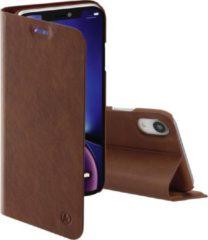 Hama Guard Case Booklet Geschikt voor model (GSMs): Apple iPhone XR Bruin