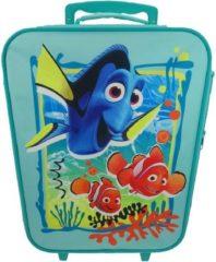 Finding Dory Disney Finding Nemo en Dory Kinderkoffer - 38 cm - Blauw