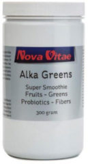 Groene Nova Vitae Alka greens plus 300 Gram