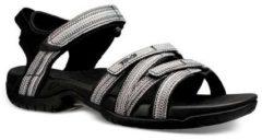 Grijze Teva Tirra outdoor sandalen grijs