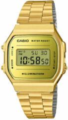 Casio Horloges A168WEGM-9EF Vintage Iconic Goudkleurig