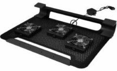 Cooler Master Notepal U3 Plus Laptop cooling-pad Regelbare ventilator
