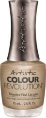 Gouden Artistic Nail Design Colour Revolution 'Getting Steamy'