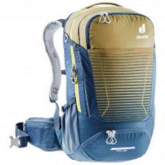 Deuter - Trans Alpine Pro 28 - Fietsrugzak maat 28 l, blauw/grijs/beige