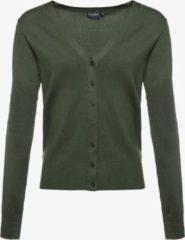 TwoDay dames vestje groen - Groen - Maat XL