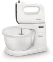 Philips Viva Collection HR3745 - mixer - wit/kasjmier-grijs (HR3745/00)