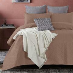 DreamHouse Bedding Bedsprei Baltimore - Bruin