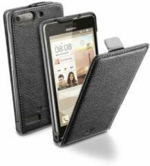 Cellularline Cellular Line - Cellular Line Cell Huawei Flip Essent.zwart G6 - 30 Dagen Niet Goed Geld Terug