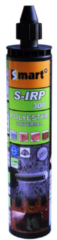 PGB Europe Chemische mortel | Polyester S-IRP | 300 ml