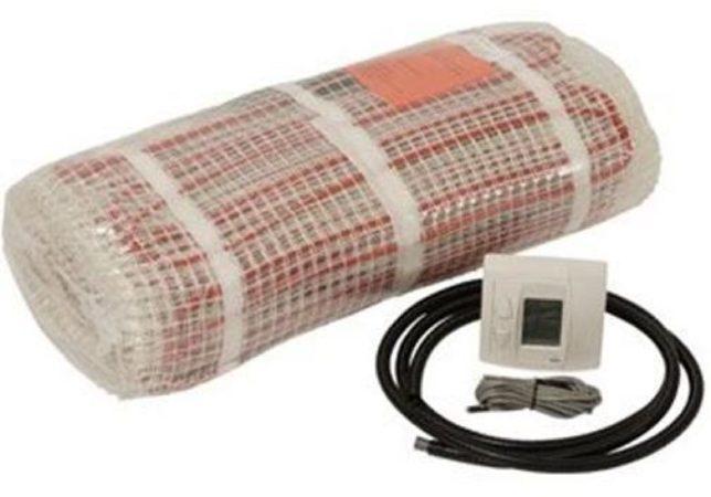 Afbeelding van Boss & Wessing 4m2 B&W Heat Elektrische Vloerverwarmingsmat 220V 600W Compleet