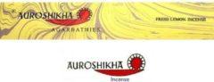 Wierookstokjes Auroshikha, Fresh Lemon, 30 sticks