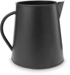 Vtwonen Pitcher Metal Black 22x23cm