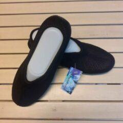 EUROCONFORTO Gebreide Portugese Schoen   Zwart   Maat 41