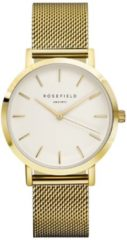 Rosefield The Mercer White Gold horloge MWG-M41