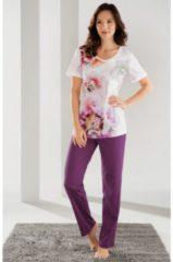 Hutschreuther Schlafanzug Single-Jersey Hutschreuther violett
