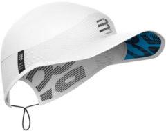 Witte Compressport Pro Racing Cap - Petten
