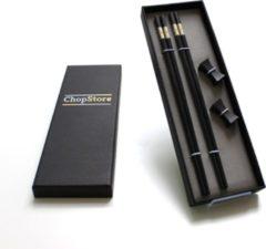 Gouden ChopStore - Kitami Gold chopsticks in luxe cadeauverpakking