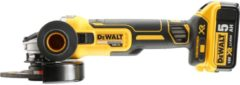 DeWalt Haakse Slijper Dcg405p2-Qw 18v 125mm Brushless