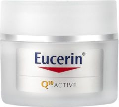 Eucerin® Sensitive Skin Q10 Aktivierende Anti-Falten Tagescreme (50ml)