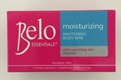 Belo Moisturizing Whitening Bar