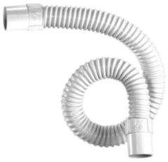Witte Tegeldepot Flexibele.aansluitslang verlijmbaar 2xspie 40x40 75cm