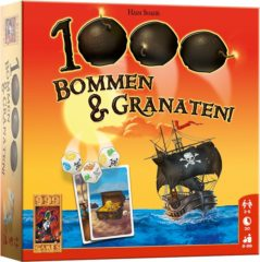 999 Games Duizend bommen en granaten dobbelspel