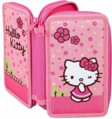 Scooli Doppeldecker Schüleretui Hello Kitty Scooli HKYX hello kitty