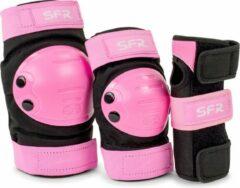 Roze SFR Essentials Triple Pad Set Junior