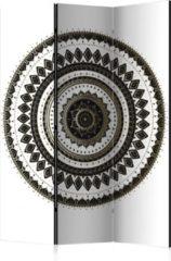 Gouden Kamerscherm - Scheidingswand - Vouwscherm - Elegant Orient [Room Dividers] 135x172 - Artgeist Vouwscherm