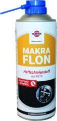 Transparante MakraFlon II - PTFE smeermiddel - MoS2 - Teflon