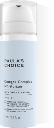 Afbeelding van Paula's Choice Omega+ Complex Nachtcrème - Hydratatie voor de Vochtarme Huid - 50 ml