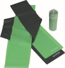 Schildkrot Fitness Schildkröt Fitness - Weerstandsband - 2 Set - Latex - Groen