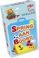 Tactic Spring Aan Boord Reisspel 18 Cm