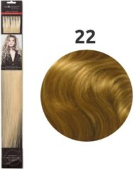 Balmain - HairXpression - Fill-In Extensions - Straight - 50 cm - 25 Stuks - 22