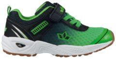 Sportschuh Lico grün/schwarz