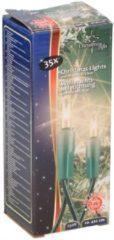 Donkergroene Christmas Gifts 35 lampjes indoor kerstverlichting