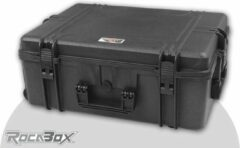 Zwarte Rocabox - Waterproof IP67 Universal Case - Black - RW-7548-28-BF - Cubed Foam