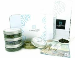 DUTCH TEA MAESTRO - Thee cadeau - Calm Down - Zelf thee maken startpakket