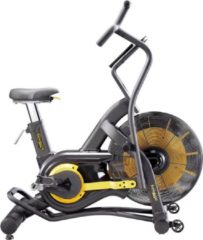 Gele Evo Cardio Evocardio Renegade Airbike Pro Professionele Fietstrainer - Uitstekende Garantie - Cardio / Fitness / CrossFit / HIIT Air Bike - Fitnessapparaat - Cardio Apparaat voor Thuis - Ook voor Commercieel Gebruik