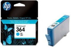 HP Cartridge 364 Origineel Cyaan CB318EE Cartridge