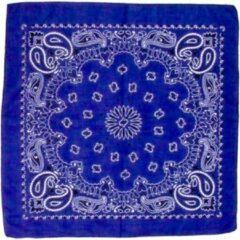 Kodiak Bandana bloem Blauw