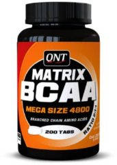 QNT Matrix BCAA 4800 - 200 caps