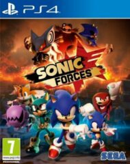 Sega PS4 Sonic Forces