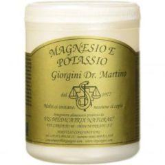 Dr Giorgini Magnesio e Potassio Polvere 360g